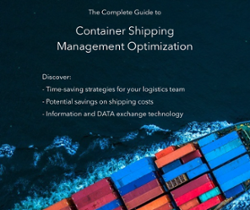 Optimize container shipping