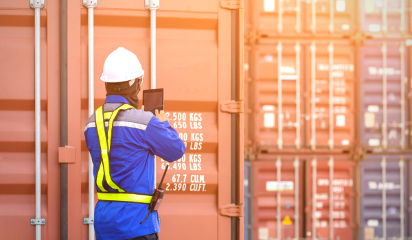 BuyCo Onsite application for the onsite container management and tracking