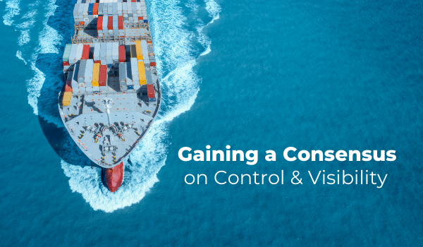 control and visibility in your organization